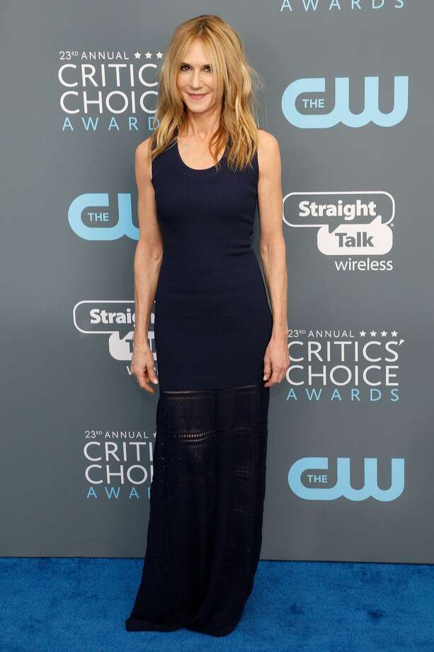 Holly Hunter attends the 23rd Annual Critics' Choice Awards at Barker Hangar on January 11, 2018 in Santa Monica, California.  (Photo by Taylor Hill/Getty Images) Photo: Taylor Hill/Getty Images