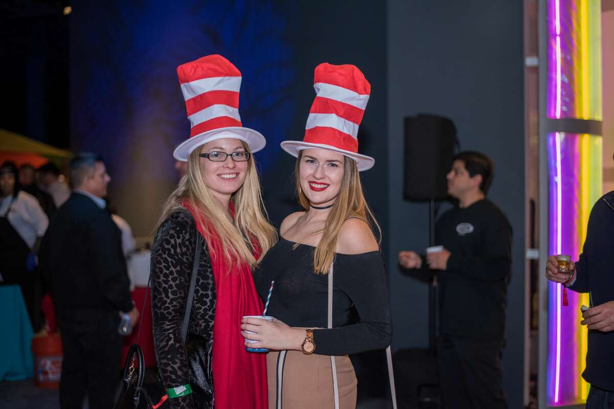 Cocktails and adults took over the DoSeum on Thursday, Jan. 11, 2018, to celebrate the opening night of the annual San Antonio Cocktail Conference. The sold-out event is just one of several escapades planned for the five-day conference held at venues across the city.