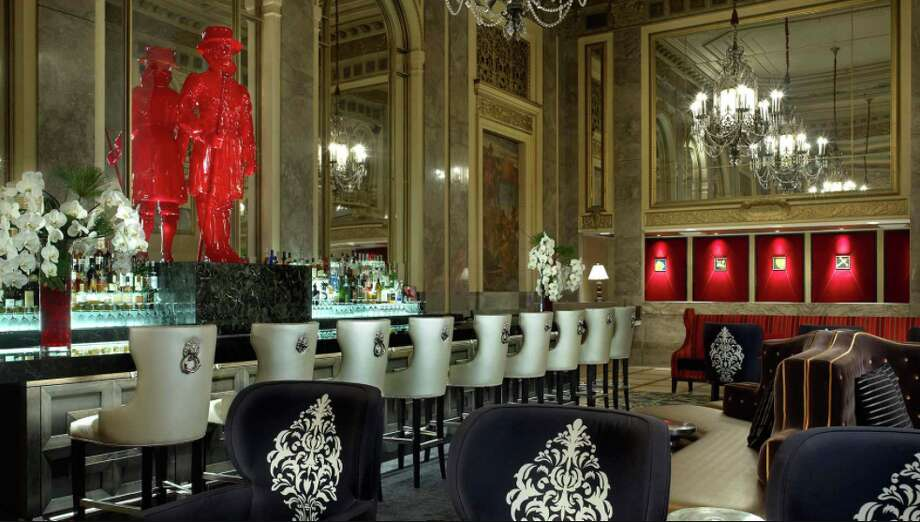The Sir Francis Drake hotel on Union Square is a Kimpton hotel Photo: Kimpton Hotels