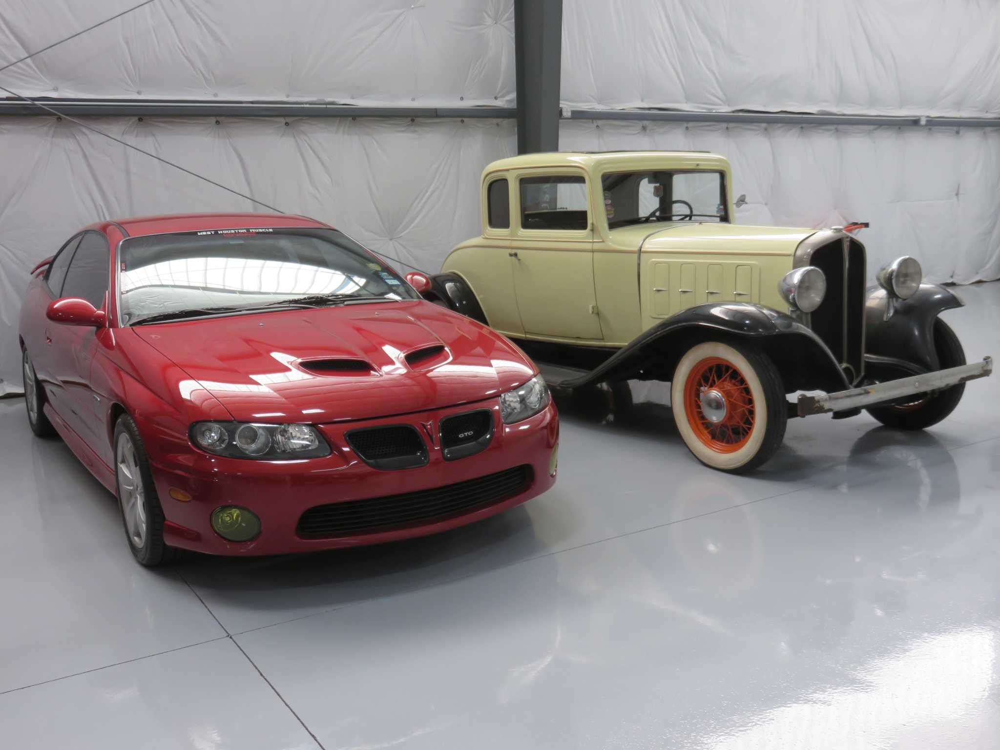 Heidi's customs & classics: West Houston Muscle car club celebrates its ninth anniversary