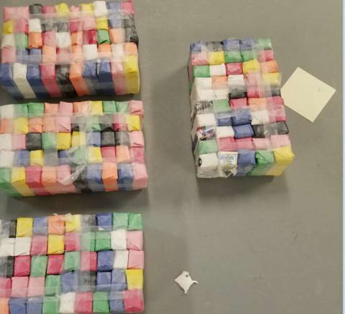 The drugs were already separated into 10,000 dosage units, and were ready for sale.