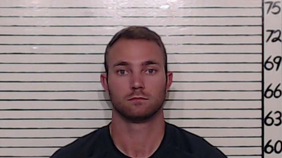 Russell Dewayne Hamilton, 27, now faces a charge of improper relationship between educators and student. He was booked into the Comal County Jail on a $20,000 bond. Photo: Comal County Jail