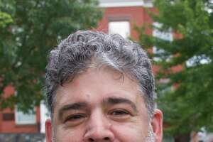 File photo of New Milford Mayor Pete Bass