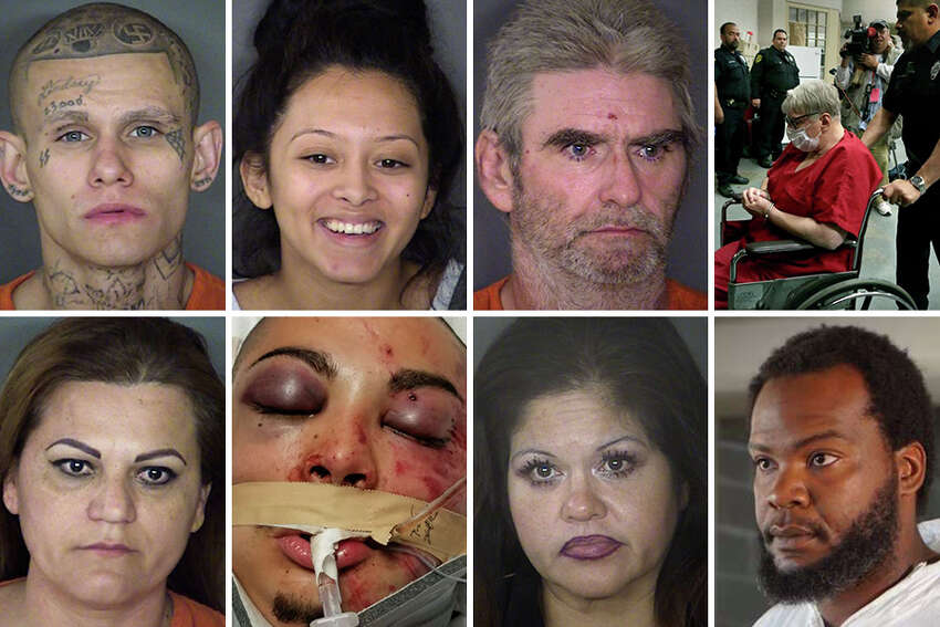 A total of 111 suspects were newly arrested or indicted on murder charges in Bexar County in 2017. Click ahead to view their mugshots.