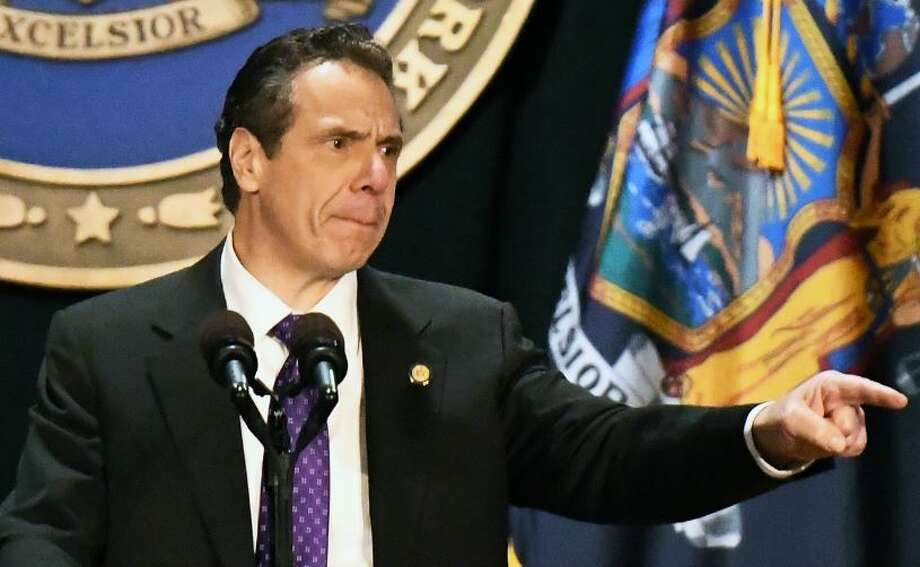 Cuomo unveils state budget proposal