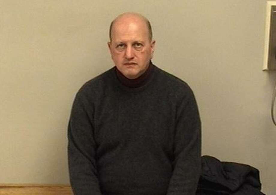 Pound Ridge, NY resident Mark Margulis turned himself in to Westport Police on Jan. 9. Photo: Contributed Photo