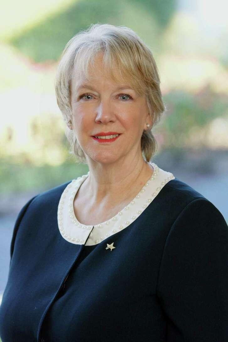 Poldi Tschirch, dean of nursing at the University of St. Thomas Houston.