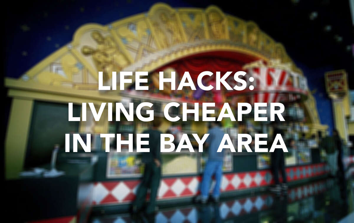 Life hacks for living cheaper in the Bay Area.
