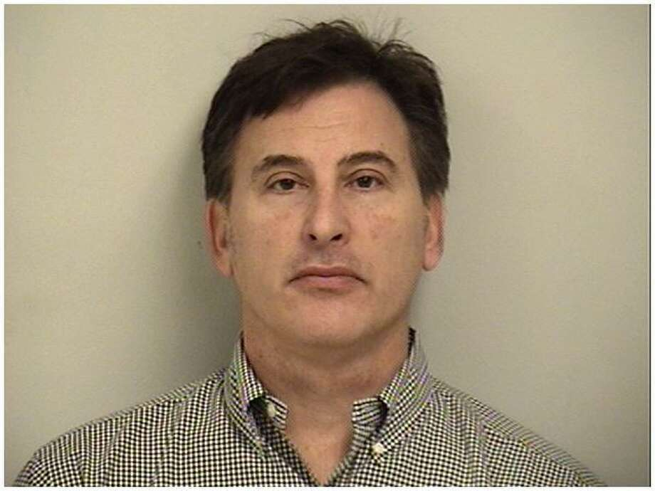 Norwalk resident Kenneth Keusch, 52, was charged with criminal violation of protective order by Westport Police on Jan. 1, 2018. Photo: Contributed Photo