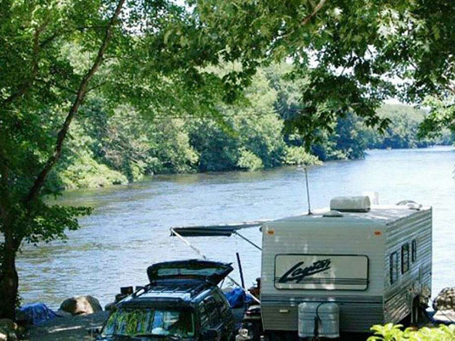 The pleasures of camping and RV adventures will be explored at a three-day event, Jan. 19-21, at the Connecticut Convention Center in Hartford. Photo: Contributed Photo