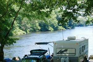 The pleasures of camping and RV adventures will be explored at a three-day event, Jan. 19-21, at the Connecticut Convention Center in Hartford.