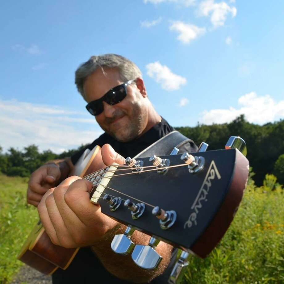 Norwalk guitarist Glenn Roth will be among dozens of performers for the first Norwalk City Limits music festival. Photo: Contributed Photo / Connecticut Post