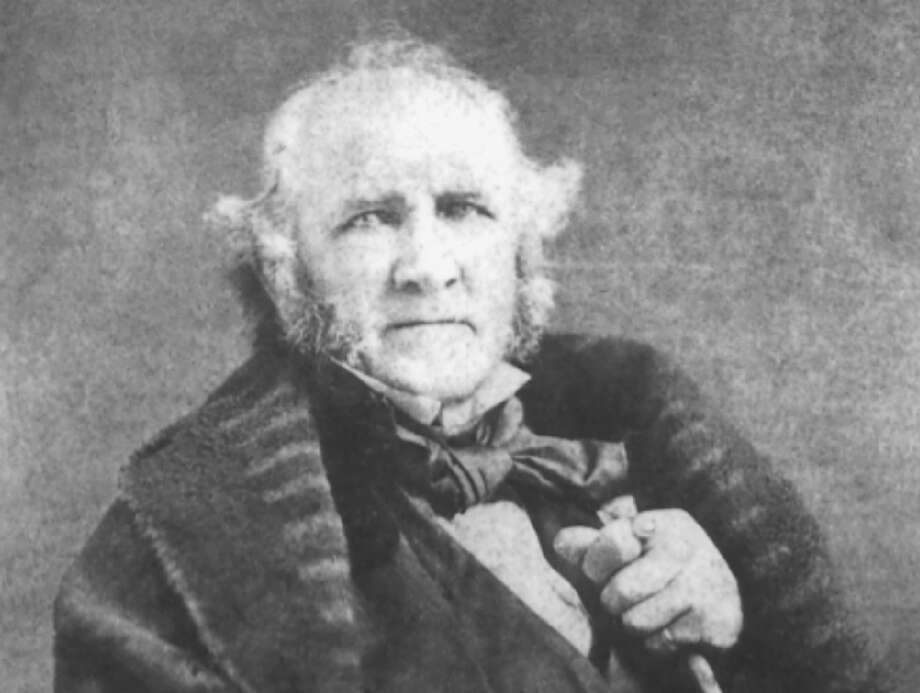 Sam Houston near the end of his life.