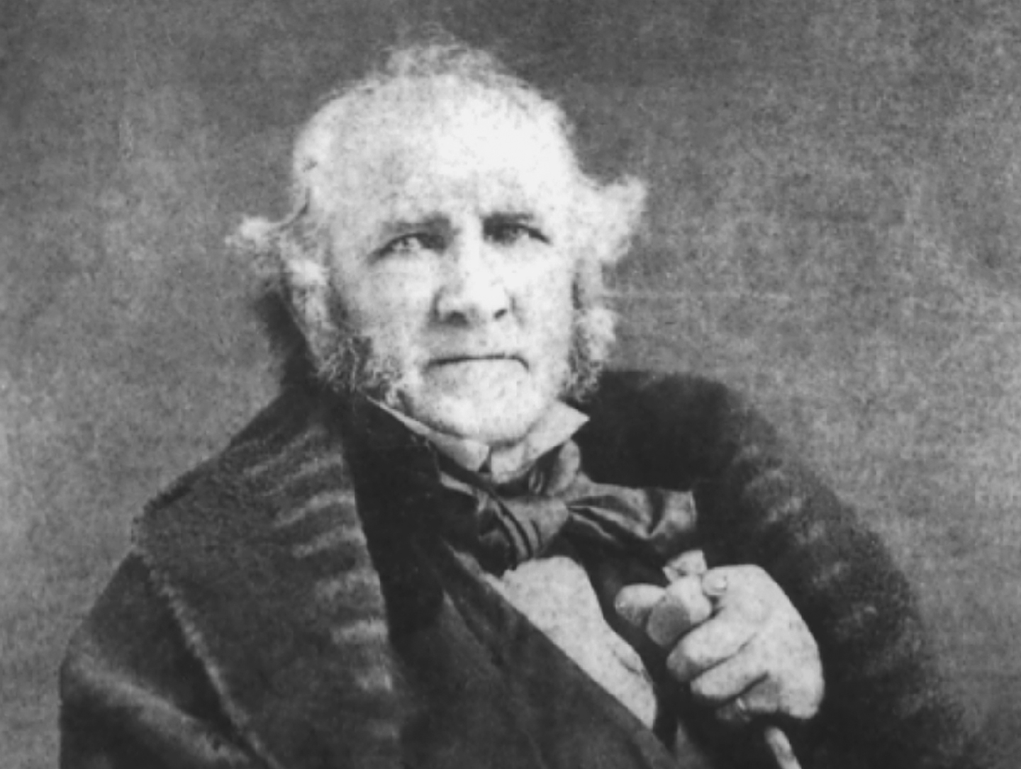 Who was Sam Houston at the end of his life?