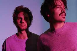 Milky Chance, featuring Philipp Dausch, left, and Clemens Rehbein, will perform at College Street Music Hall in New Haven on Jan. 21.