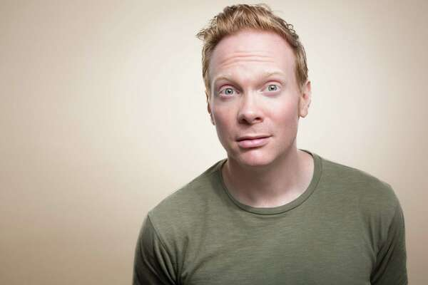 Comedian Nathan Macintosh will perform at Fairfield Theatre Company's StageOne on Jan. 20.