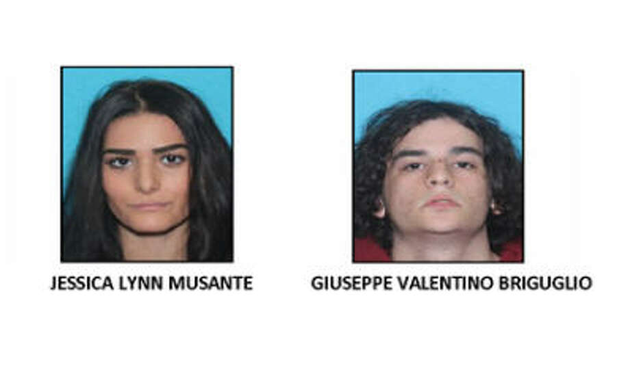 Jessica Lynn Musante, 17, and Giuseppe Valentino Briguglio, 19, were arrested in Connecticut after police in Stafford accused them in a January 1 slaying at an apartment complex.