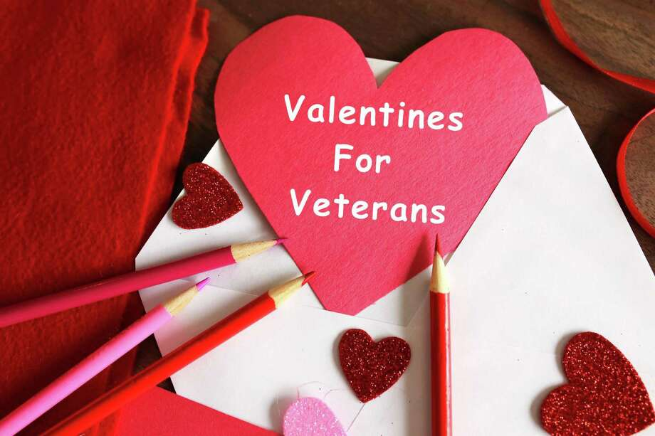 Join the Norwalk Historical Society at the museum on Sunday, Jan. 28 for a fun afternoon making valentines for veterans Photo: Contributed Image