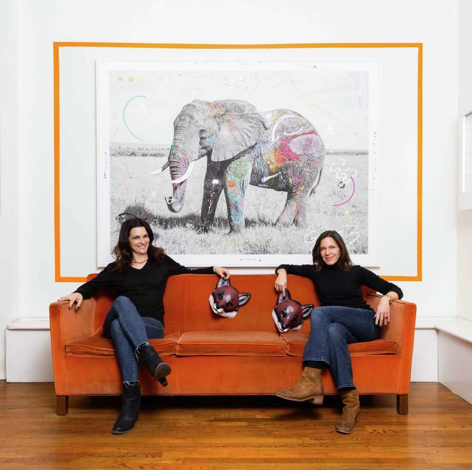 "Sukey and Elizabeth Novogratz are authors of ""Just Sit: A Meditation Guidebook for People Who Know They Should But Don't. Photo: Harper Wave"