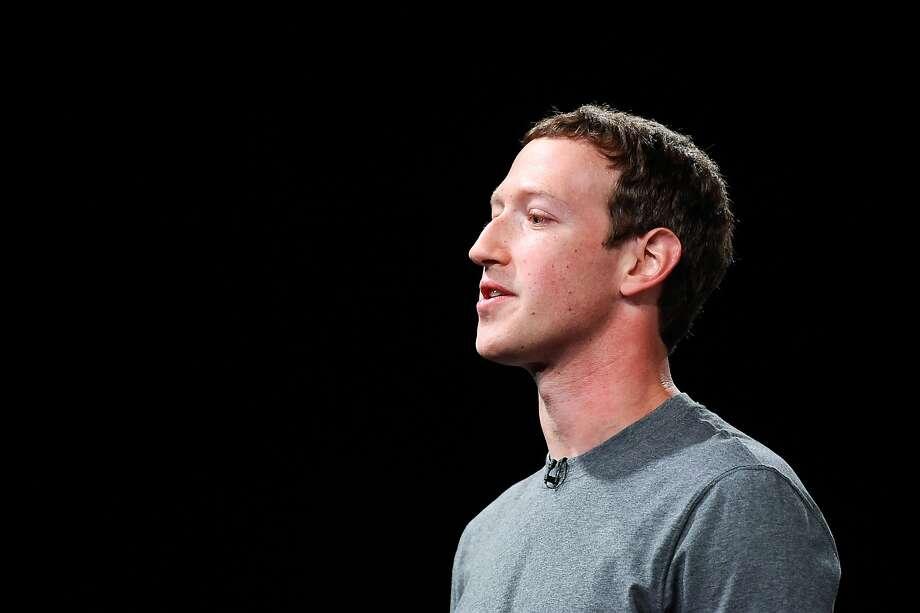 Facebook founder Mark Zuckerberg in Barcelona, Spain, in 2016. Photo: David Ramos, Getty Images