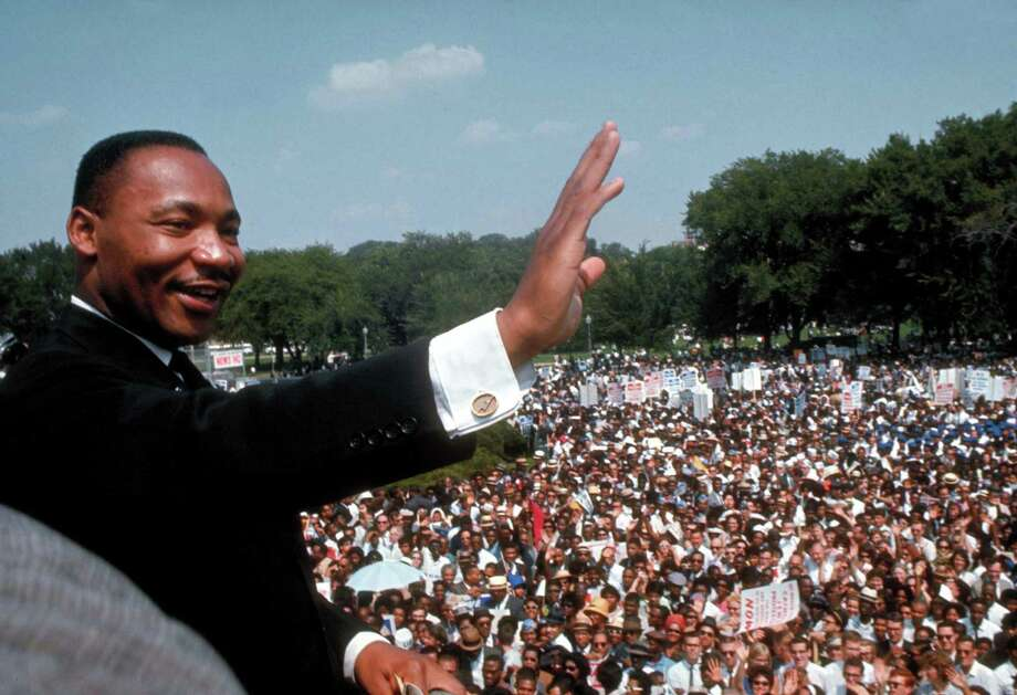 We honor Martin Luther King Jr. and the dream he articulated during the March on Washington best by continuing to heed his call to social and economic justice. Photo: Francis Miller /The LIFE Picture Collection / Time Life Pictures (Photo by Francis Miller/The LIFE Picture Collection/Getty Images