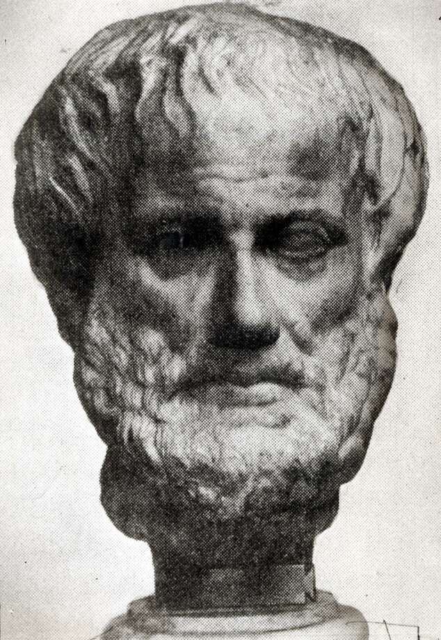 Aristotle is said to be the father of rhetoric, which should not be a dirty word. Photo: HANDOUT / CHRONICLE