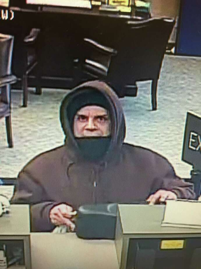 An image of the suspect in the robbery of the Trustco Bank located at 4066 State Route 9L in the town of Lake George Photo: Warren County Sheriff's Office