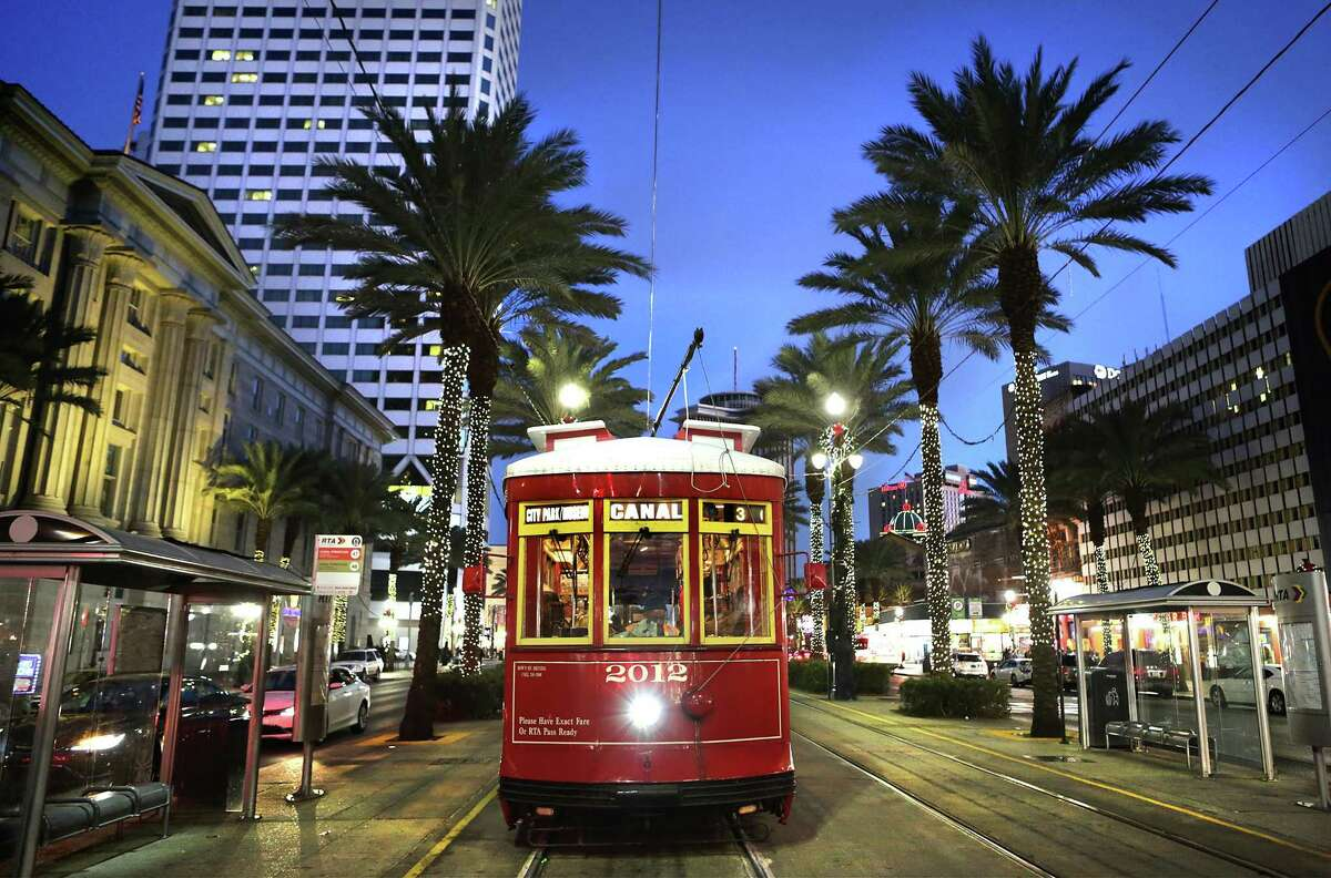 A flight from San Antonio to New Orleans is as low as $20 on Frontier Airlines.