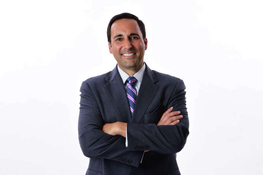 Joe Tessitore will serve as master of ceremonies for the Walter Camp All-America dinner on Saturday evening at Yale's Lanman Center. Photo: Phil Ellsworth / ESPN Images / 2015, ESPN Inc.