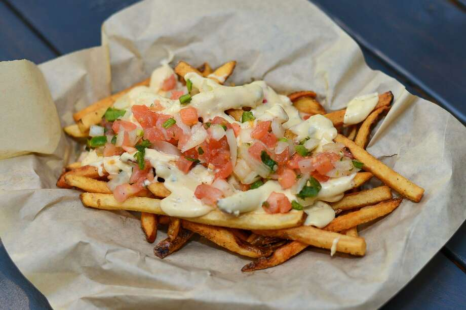 Loaded Fries at Groove House. Photo: Courtesy Groove House