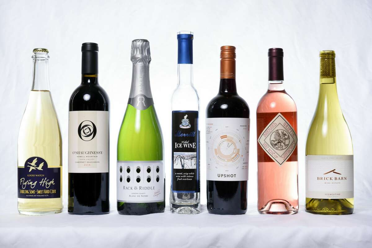 The 2018 San Francisco Chronicle Wine Competition Sweepstakes medal winners, at the Cloverdale Citrus Fairgrounds in Cloverdale, Calif., on Friday January 12, 2018.