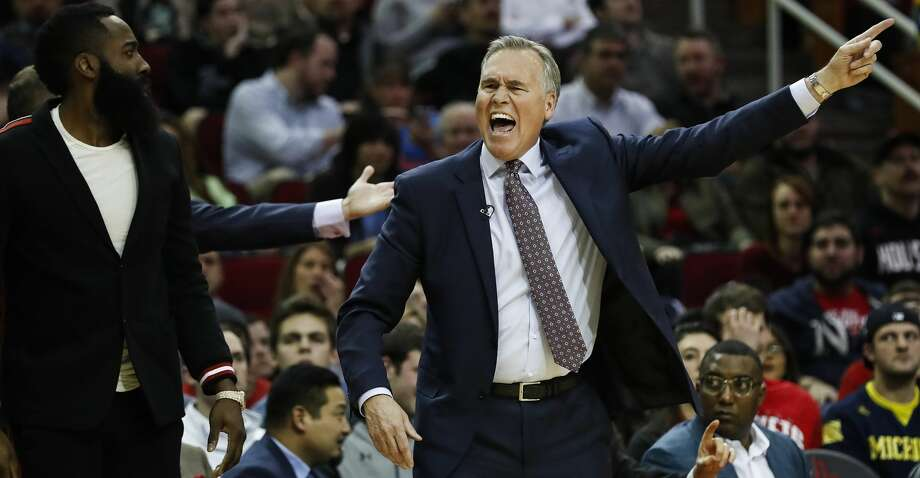 PHOTOS: Rockets game-by-gameEven with seven players out, Rockets coach Mike D'Antoni believed he could keep the players left in his short rotation from playing too many minutes.Browse through the photos to see how the Rockets have fared through each game this season. Photo: Brett Coomer/Houston Chronicle