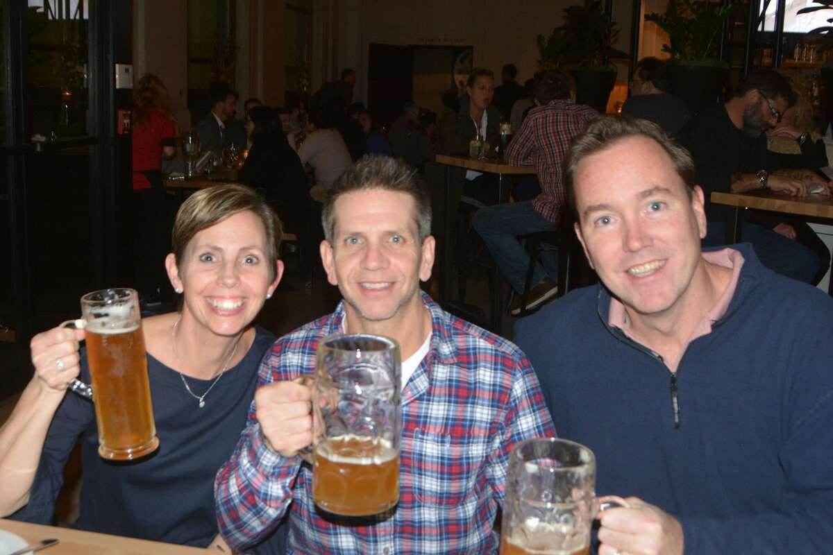 Bridgeport's newest beer garden, Harlan Haus, opened on January 10. Were you SEEN enjoying beer and German food on January 12, 2018?