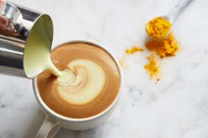 """Peet's Coffee now serves a trio of """"Golden Beverages"""" made with turmeric, a spice traditionally used in South Asian cooking."""