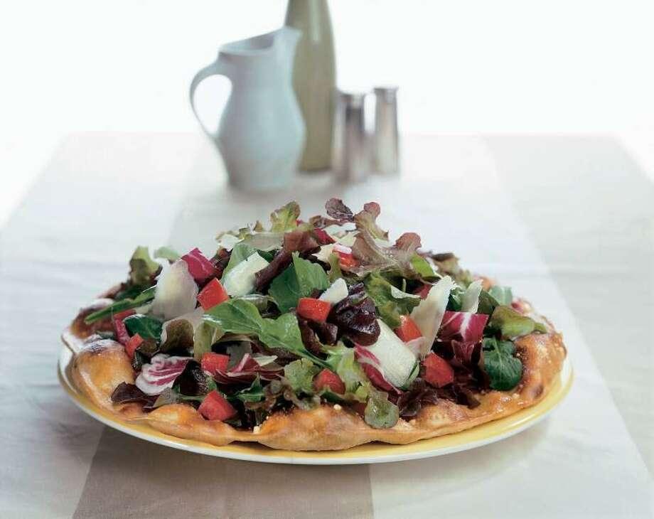 Image Result For California Pizza Kitchen Tricolore Salad Pizza