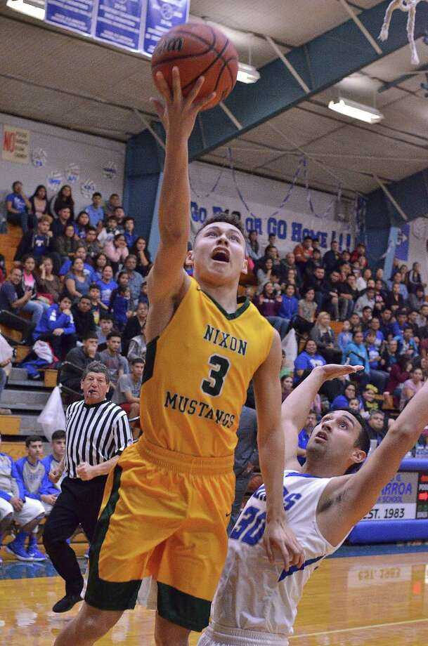 Nixon junior A.J. Melendez was named District 31-5A MVP. Photo: Cuate Santos /Laredo Morning Times File / Laredo Morning Times