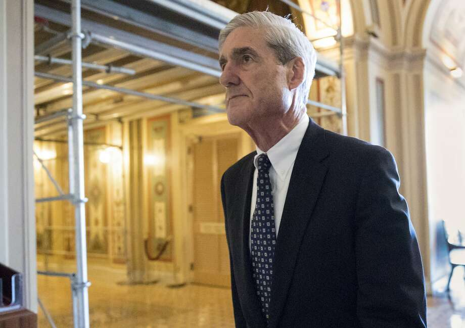 Special counsel Robert Mueller has broached the prospect of interviewing President Trump, prompting speculation about when, or if, that might happen. Photo: J. Scott Applewhite, Associated Press