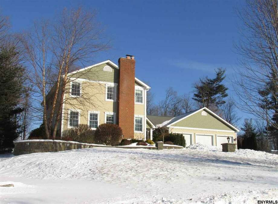 $525,000. 1444 Fox Hollow Rd., Niskayuna. Open Sunday, Jan. 14, 12 p.m. to 2 p.m. View listing Photo: CRMLS