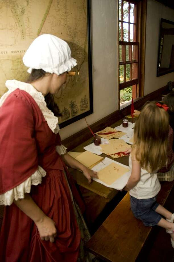 Docent info sessions will take place from 10 a.m. to 1 p.m. Wednesday, Jan. 24, and from 10 a.m. to 1 p.m. Thursday, Jan. 25, at the Norwalk Historical Society Museum, 141 East Ave. Photo: Contributed Photo