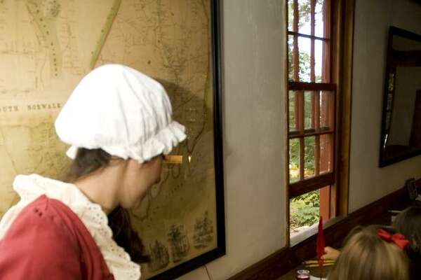 Docent info sessions will take place from 10 a.m. to 1 p.m. Wednesday, Jan. 24, and from 10 a.m. to 1 p.m. Thursday, Jan. 25, at the Norwalk Historical Society Museum, 141 East Ave.