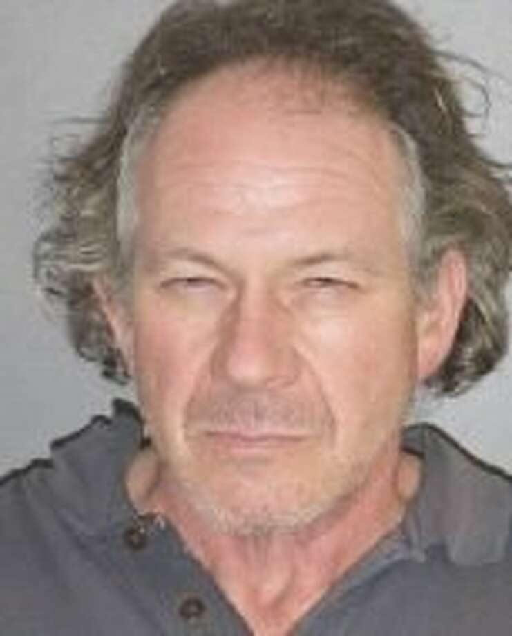 Phillip Little, 57, allegedly threatened another person with a broken glass, interfered with a police investigation and injured one deputy on Jan. 12, 2018. Photo: Courtesy Of The Saratoga County Sheriff's Office