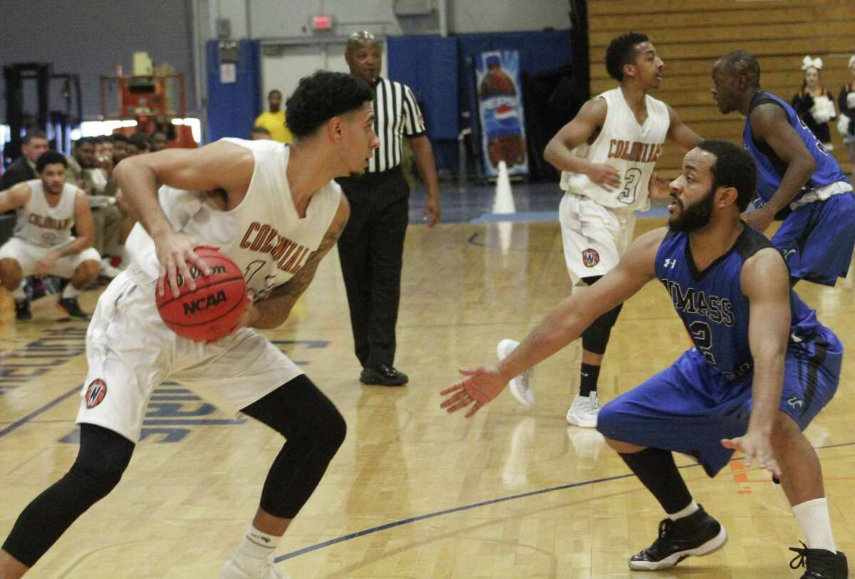 Western Men Bounce Back With Win Over Umass Boston