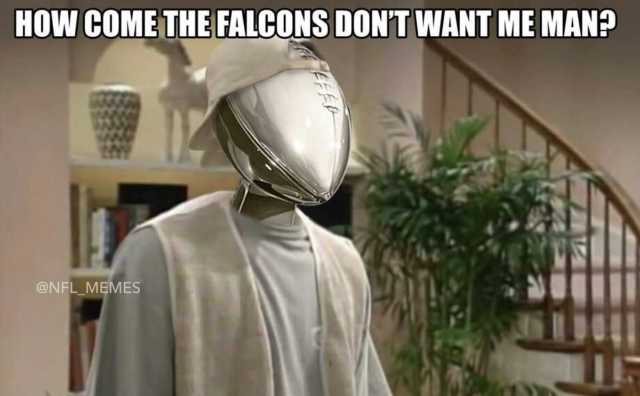 Source: Twitter (NFL Memes)Browse through the photos for the best memes from Saturday's playoff games. Photo: Twitter (NFL Memes)