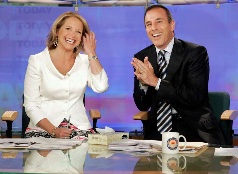 Click through the slideshow to see the top 10 richest TV news anchors in the U.S. Visit Moneyinc.com for the full list.  Photo: RICHARD DREW / AP2006
