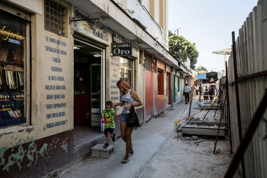 San Salvador, along with the rest of El Salvador, is bracing for the return of as many as 200,000 Salvadorans who have been living in the United States.