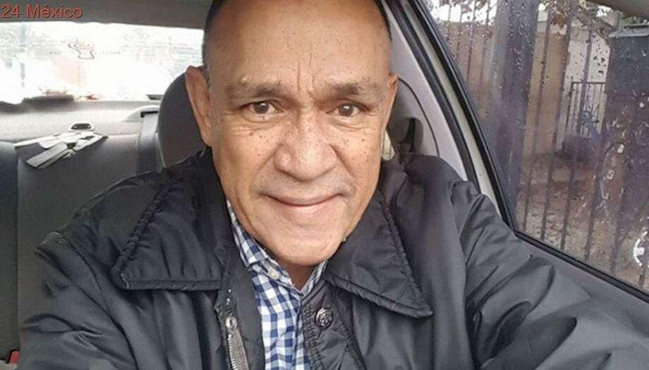 El periodista Carlos Domínguez Rodríguez fue asesinado el sábado por la tarde en Nuevo Laredo. Photo: Cortesía