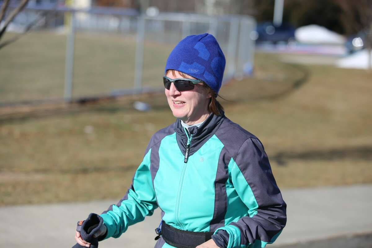 Brien McMahon High School in Norwalk held a Boston Buildup race on January 14, 2018. Were you SEEN racing or cheering someone on?