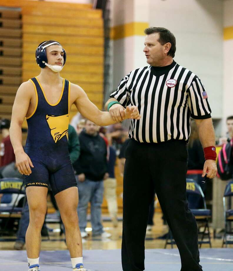 Hatchet Wrestling Invitational 2018 Photo: Paul P. Adams/Huron Daily Tribune