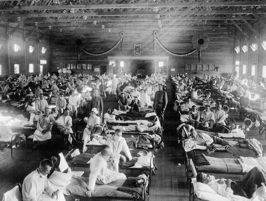 spanish influenza 1918 The 1918 flu pandemic (the spanish flu) was an influenza pandemic that spread widely across the world historical and epidemiological data are inadequate to identify the geographic origin.