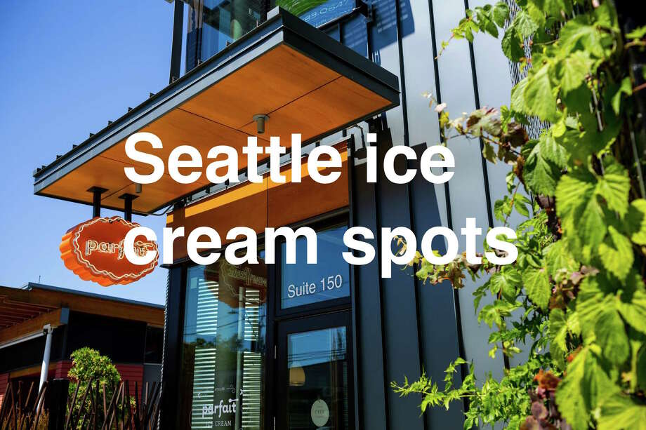 When Seattle screams for ice cream, here's where we go: Photo: JORDAN STEAD/SEATTLEPI.COM